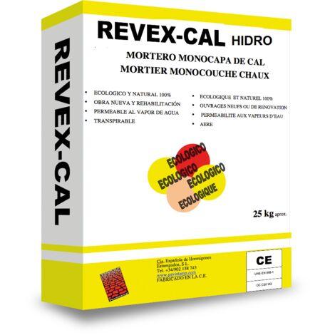 Revex Cal Hidro deshumidificante   Blanco