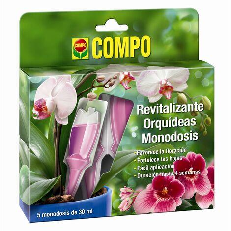 Revitalizante orquídeas monodosis Compo