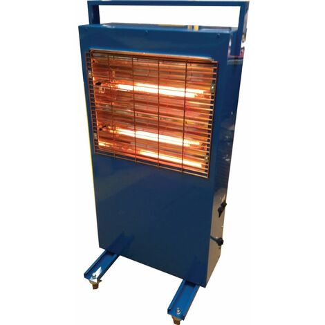 RG308 Mighty Heat - Carbon Fibre Quartz Electric Heaters.