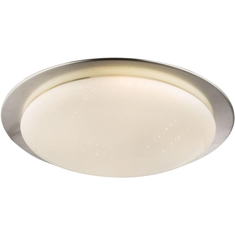 RGB LED Decken Lampe Arbeits Zimmer Leuchte Sternen Effekt Strahler FERNBEDIENUNG Globo 48393-35