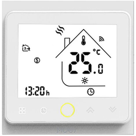 R¨¦gulateur intelligent de temp¨¦rature de thermostat de ZigBee