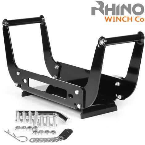Rhino - Plaque de montage pour treuil portable 8000 lb à 15000 lb