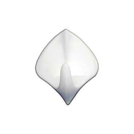 Rhombus hook large White WENKO