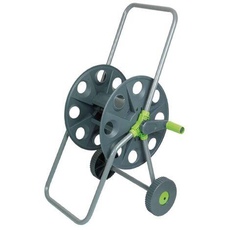 Ribiland - Carrete de manguera con ruedas vacío 60m