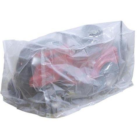 Ribiland PRH090251X110 Telone per Trattorini, Bianco