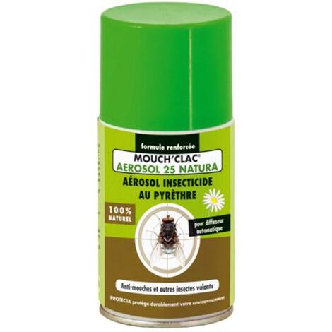 ricarica insetticida piretro naturale per diffusore i360tc - i710 - mouchclac