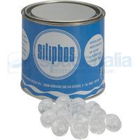 Ricariche per filtro anticalcare polifosfato Silifos Sferico 1 Kg Spa