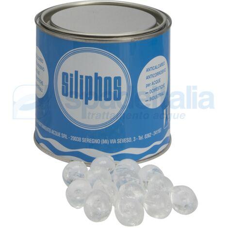 Ricariche per filtro anticalcare polifosfato Silifos Sferico 1 Kg Spadeitalia