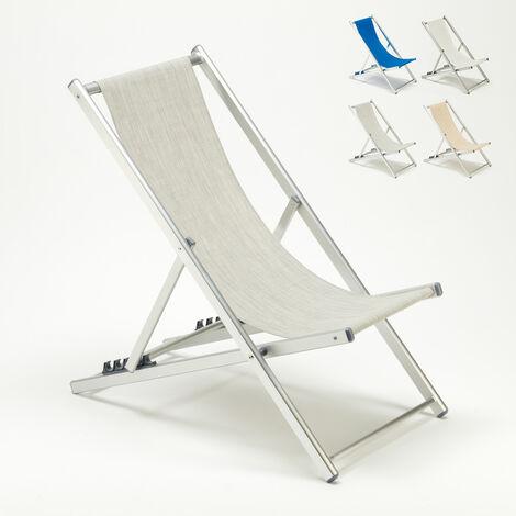 RICCIONE Beach & Patio Deck Chair