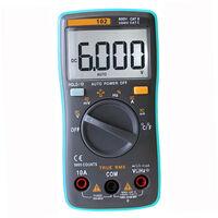 Richmeters Rm102 Multimetre Numerique Lcd Multifonctionnel True Rms