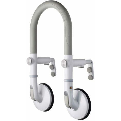 RIDDER Asidero de sujeción para bañera Rob - Blanco