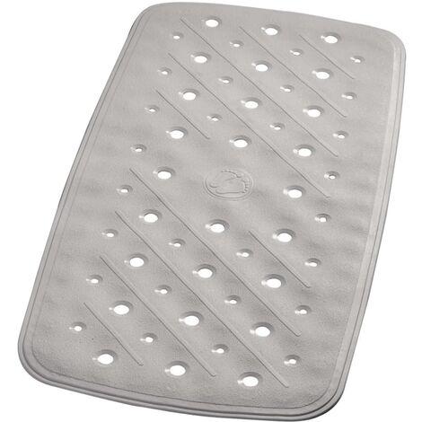 RIDDER Badewannenmatte Antirutschmatte Promo Grau