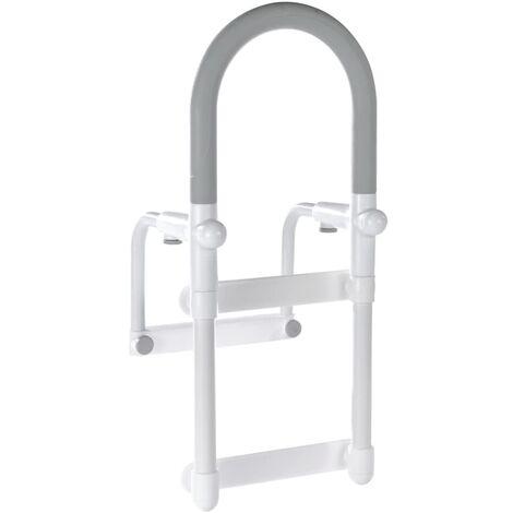 RIDDER Barra de agarre y acceso para bañera blanca 100 kg A00300101 - Blanco