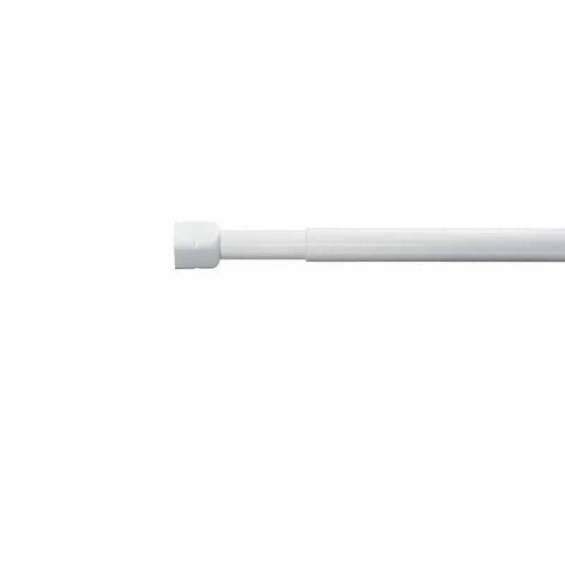RIDDER Barre de douche télescopique 70 115 cm Ø 19 mm Blanc