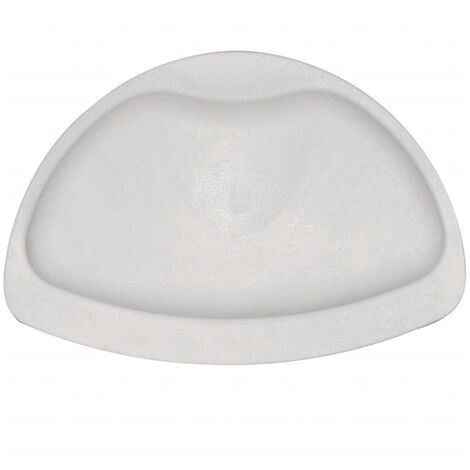 RIDDER Bath Pillow Rubber White 68601