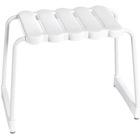 RIDDER Bathroom Stool White 100 kg A00500101 - White