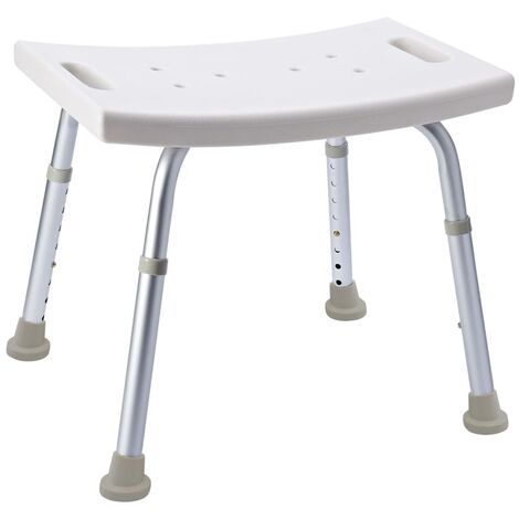 RIDDER Bathroom Stool White 100 kg A00601101