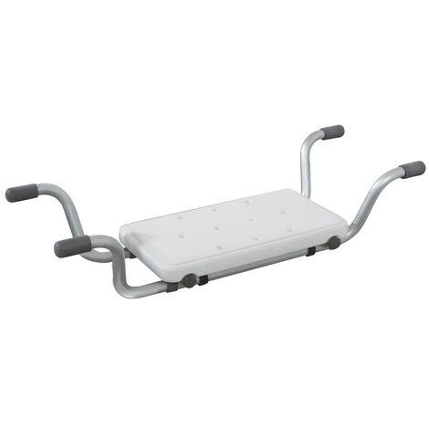 RIDDER Bathtub Seat/Footstool Eco White A0042001