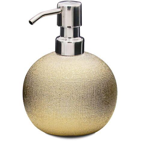 RIDDER Dosificador de jabón Lucida dorado - Oro
