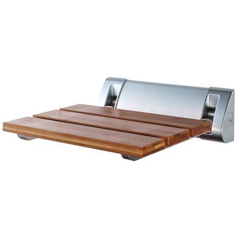 RIDDER Folding Shower Seat Bamboo A0020200