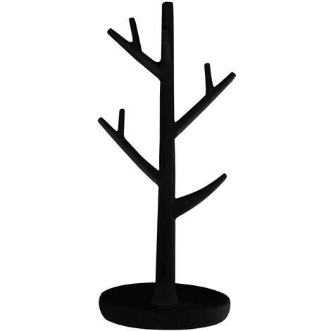 RIDDER Jewelry Tree Lena Black Polyresin - Black