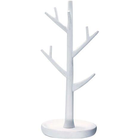 RIDDER Jewelry Tree Lena White Polyresin - White