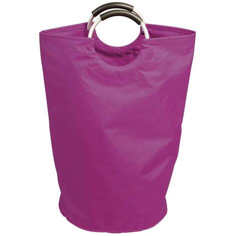 RIDDER Laundry Basket 65L Berry - Purple