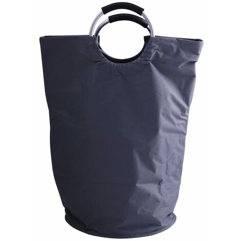 RIDDER Laundry Basket 65L Grey - Grey