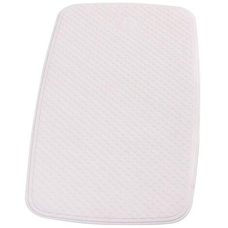 RIDDER Non-Slip Bath Mat Capri 72x38 cm White 66081
