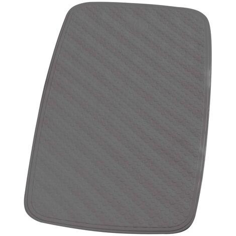 RIDDER Non-slip Bath Mat Capri Cement Grey 72x38 cm