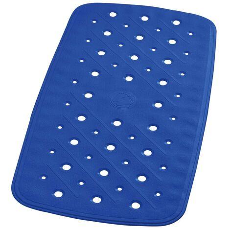 RIDDER Non-Slip Bath Mat Promo Neon Blue - Blue