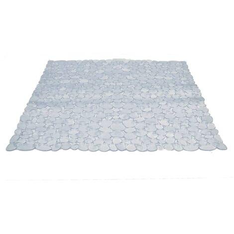 RIDDER Non-slip Shower Mat Stone 54x54 cm