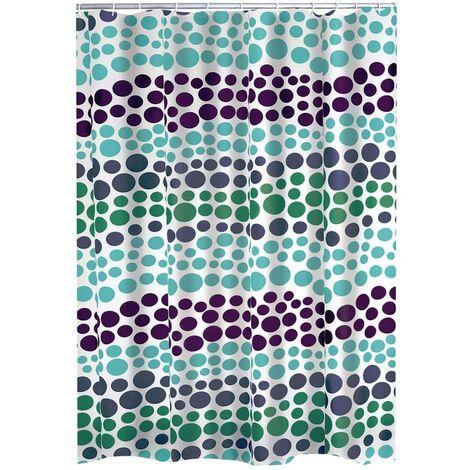 RIDDER Shower Curtain Layer 180x200 cm