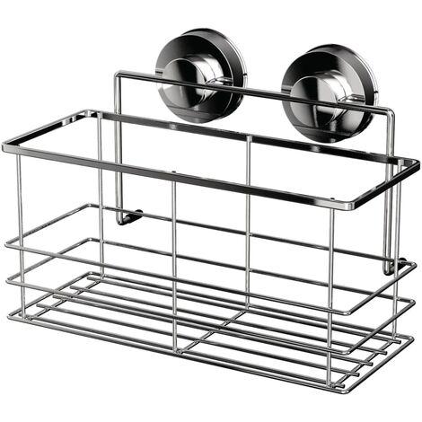 RIDDER Shower Shelf 25.5x13.1x20.2 cm Chrome 12010300
