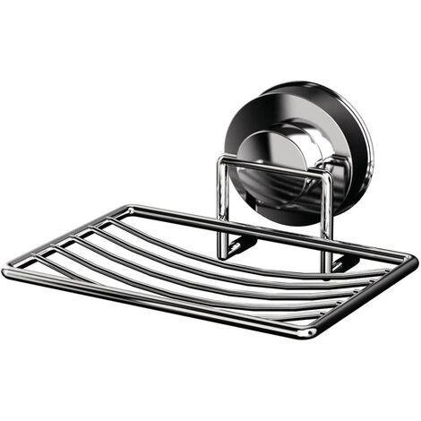 RIDDER Shower Soap Dish 13x12x7.7 cm Chrome 12040100