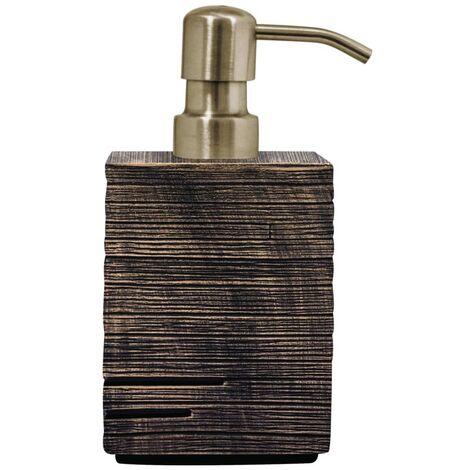 RIDDER Soap Dispenser Brick Antique - Brown