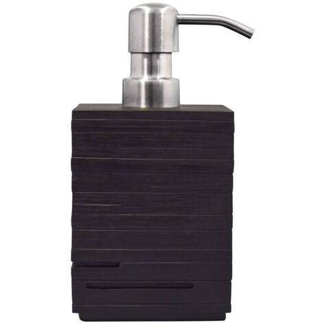RIDDER Soap Dispenser Brick Black - Black