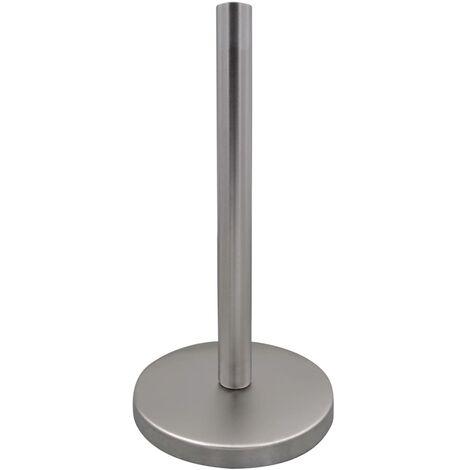 RIDDER Spare Toilet Paper Holder Basic Chrome Matt - Silver
