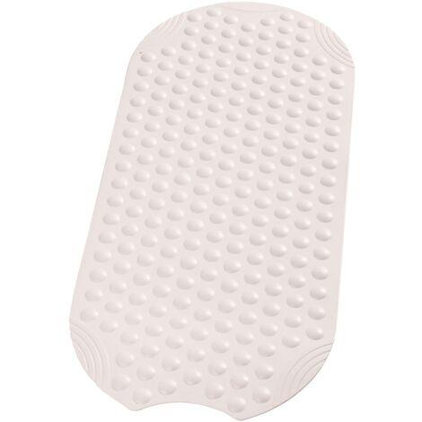 RIDDER Tapis de bain antidérapant Tecno Blanc