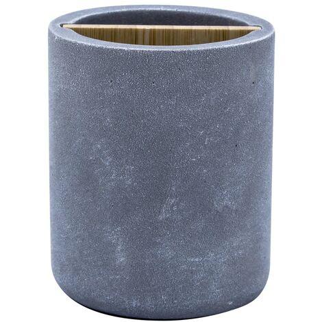 RIDDER Toothbrush Holder Cement Grey