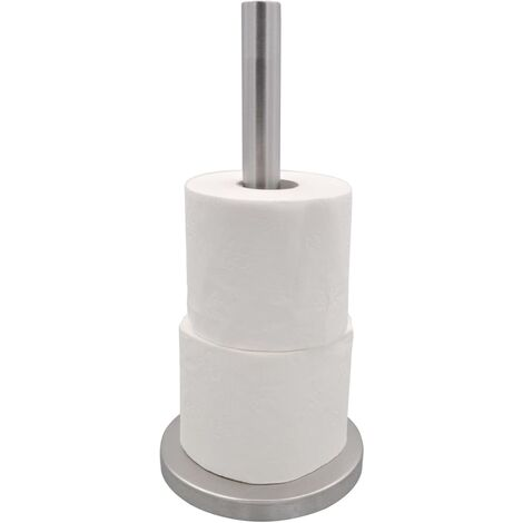 RIDDER WC-Papier-Ersatzrollenhalter Basic Chrom Matt