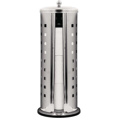RIDDER WC-Papier-Ersatzrollenhalter Riddle Chrom Glänzend