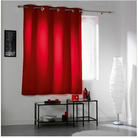 Jugar con los colores de las cortinas