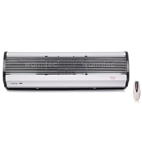 Rideau d'air chaud électrique WRM10 - 10kW 150cm