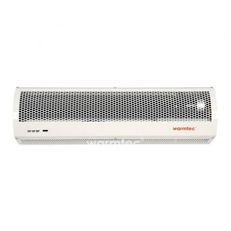 Rideau d'air chaud électrique WRS04 - 4kW 80cm