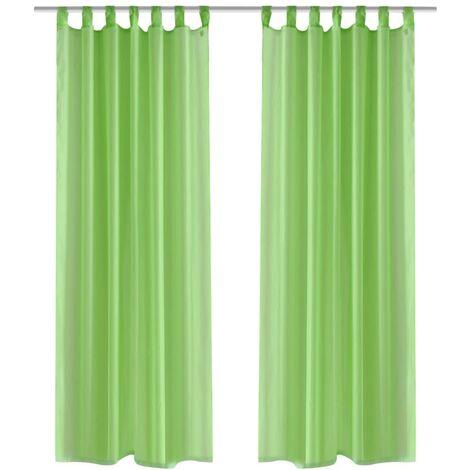 rideau vert a prix mini