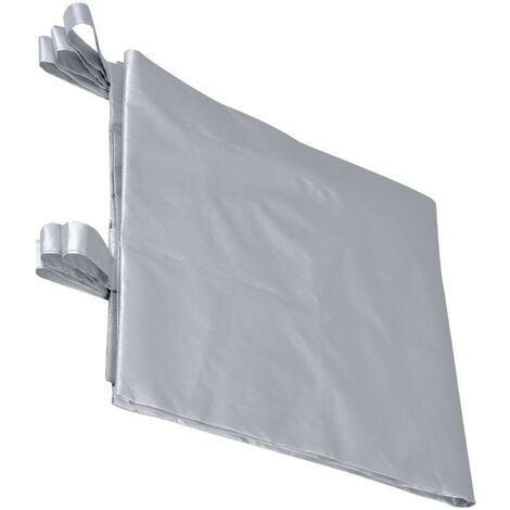 Rideau Couleur unie Toile occultante Isolation Rideau /à la maison Pour le salon Chambre