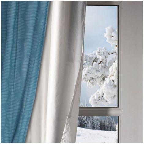 rideau thermique isolant anti froid pour fen tre 12328. Black Bedroom Furniture Sets. Home Design Ideas