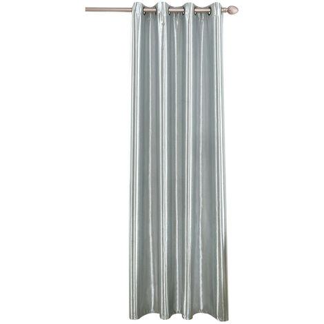 Rideaux A Isolation Thermique, Gris, 1 Panneau, 39X98Po