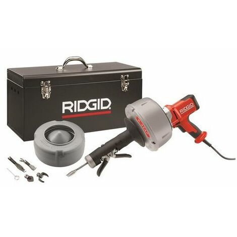 RIDGID 63698 K45-AF5 Drain Cleaning Gun Kit 240V